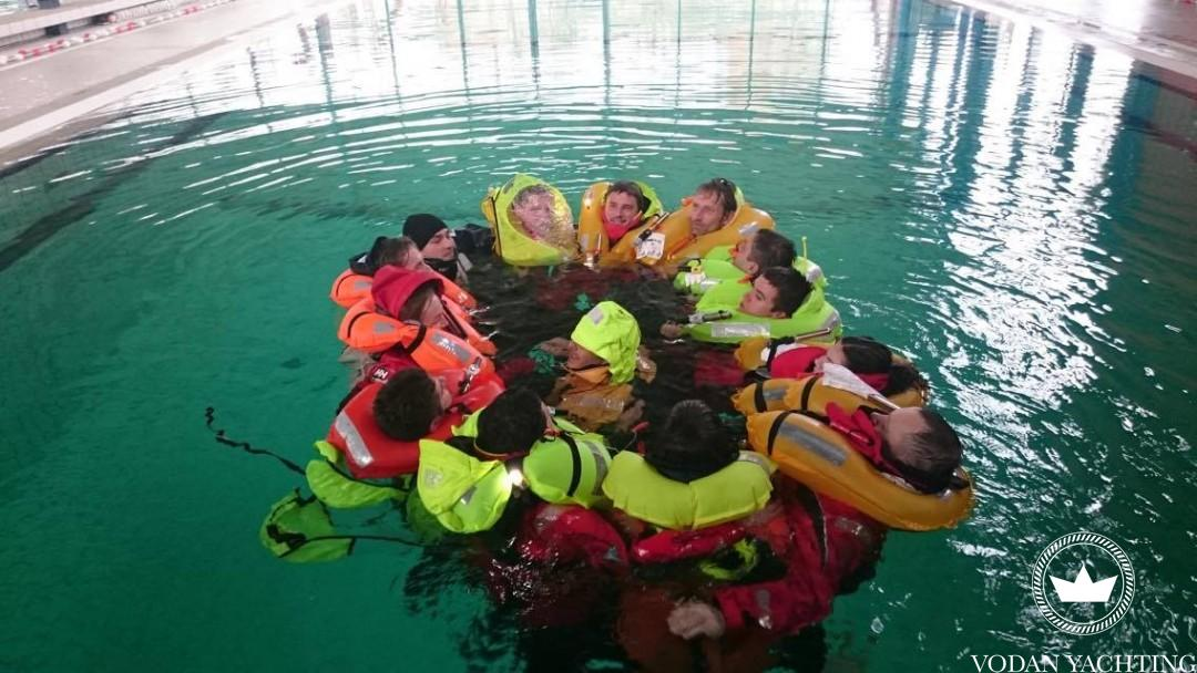 Offshore Personal Safety Training